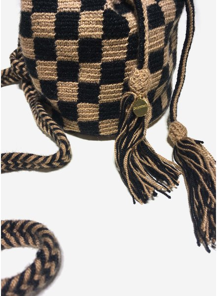Guanabana extra small Wayuu bag 1443