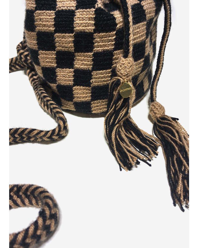 Guanabana extra small Wayuu bag 1443