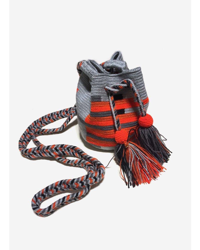 Guanabana extra small Wayuu bag 1433