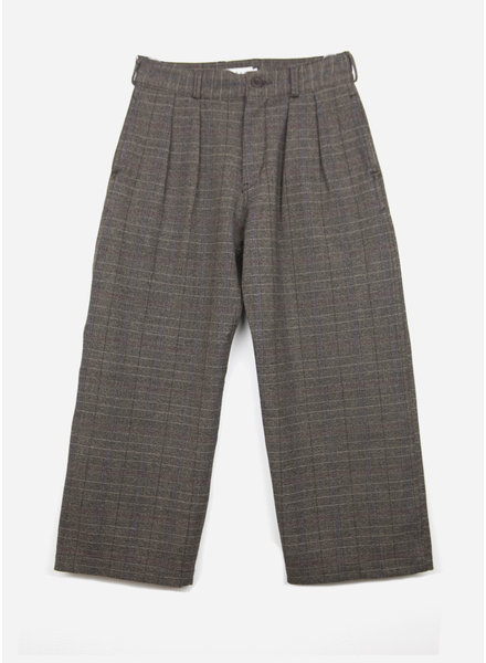 East end highlanders french trousers dark brown