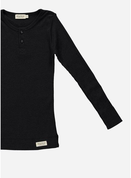 MarMar Copenhagen tee modal ls black