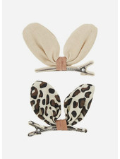 Mimi and Lula safari kiko bunny clips