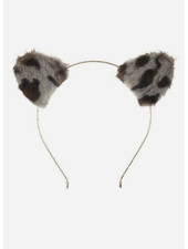 Mimi and Lula leopard ears alice