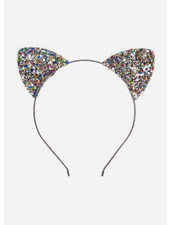 Mimi and Lula multi glitter car ears