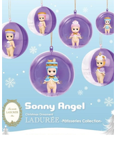 Sonny Angel kerstballen laduree