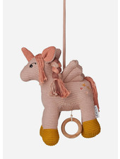 Liewood sue music mobile unicorn sorbet rose