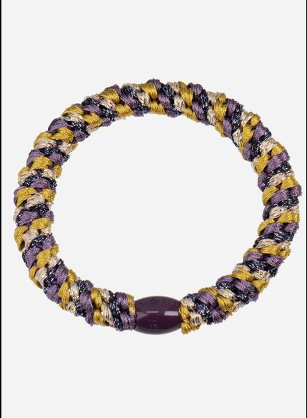 Bon Dep kknekki mix mauve dark purple glitter