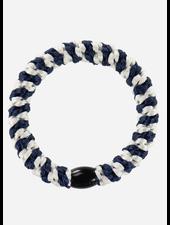 Bon Dep kknekki white-navy stripe