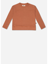 Repose long tee - warm caramel
