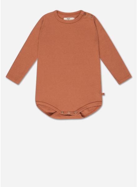 Repose babysuit - warm caramel