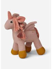 Liewood adiana knitted teddy unicorn sorbet rose