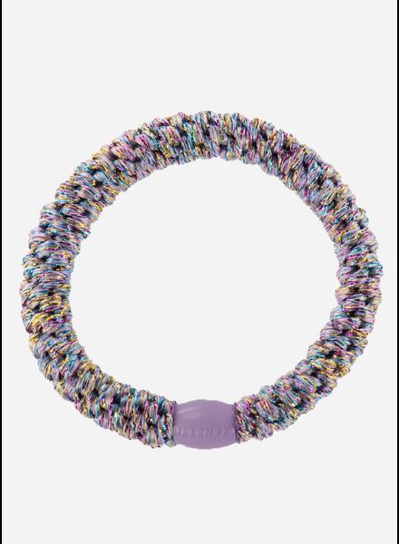 Bon Dep kknekki light multi glitter lila