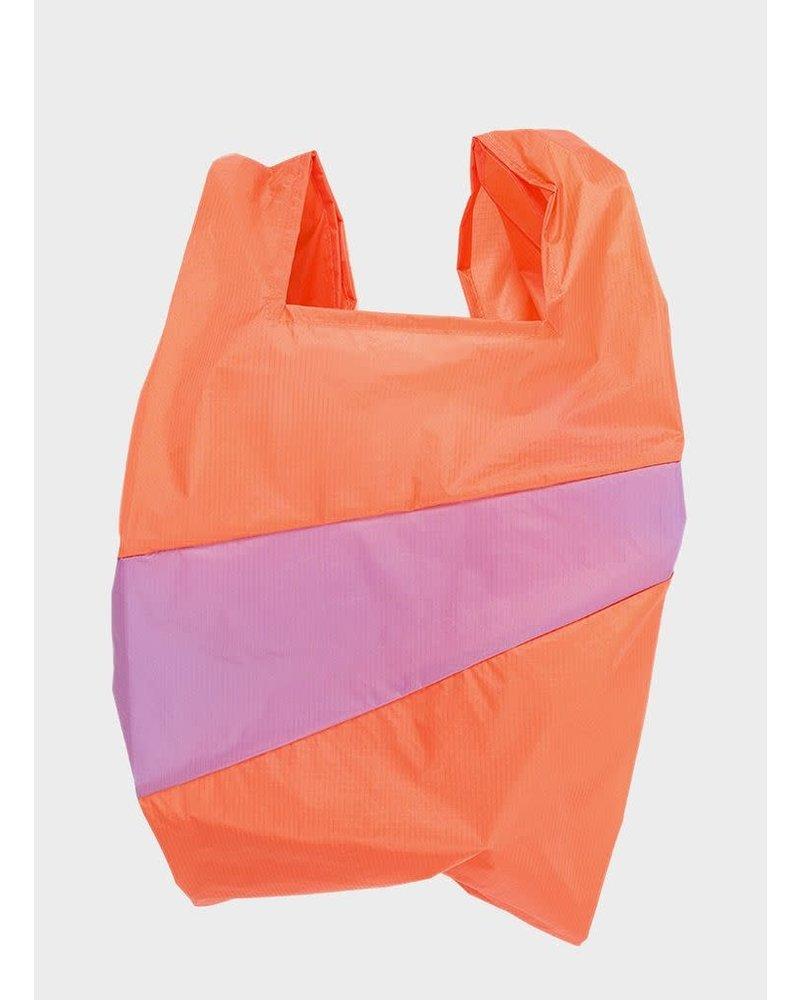 Susan Bijl shoppingbag lobster and dahlia
