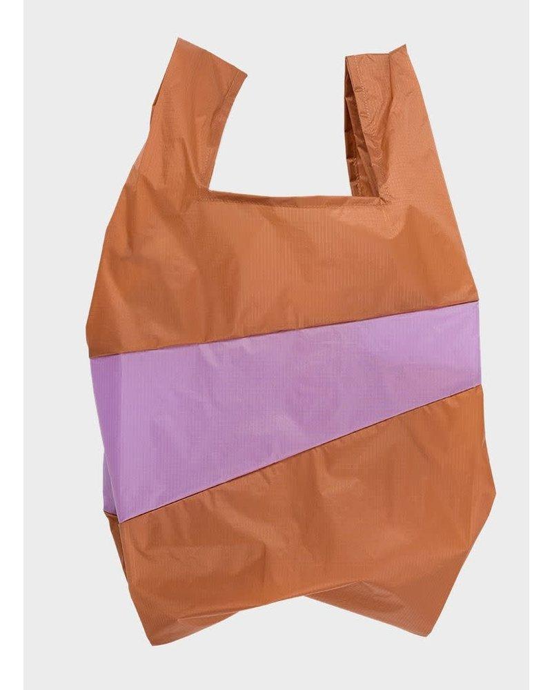 Susan Bijl shoppingbag horse and dahlia