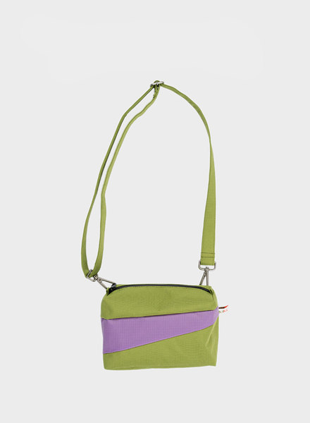 Susan Bijl bum bag apple and dahlia