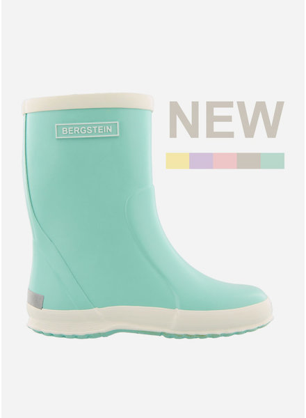 Bergstein rainboot - mint