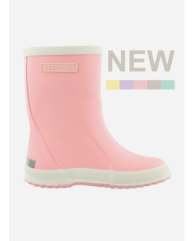 Bergstein rainboot - soft pink
