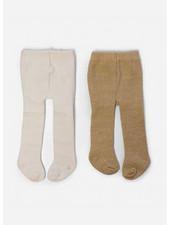 Minikane poppenkleertjes 2 maillots - paires de collants