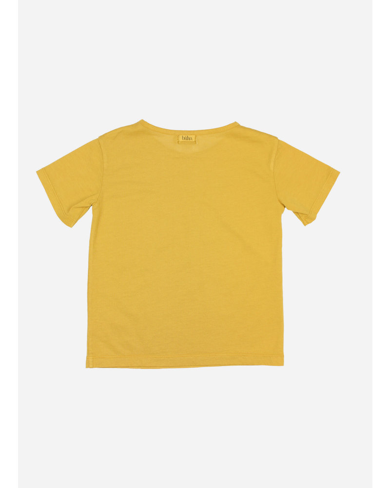 Buho leo sound of summer tshirt - ocre