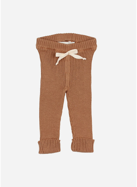 Buho jess knitted legging - lion