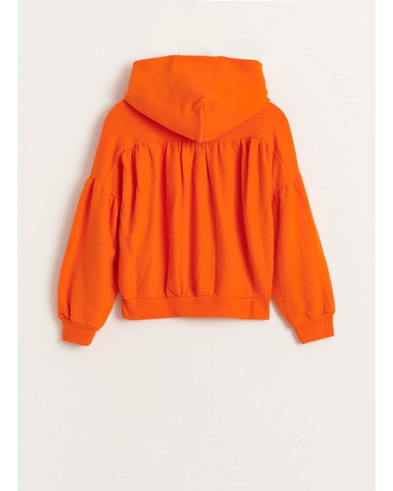 Bellerose vania hoody - orange