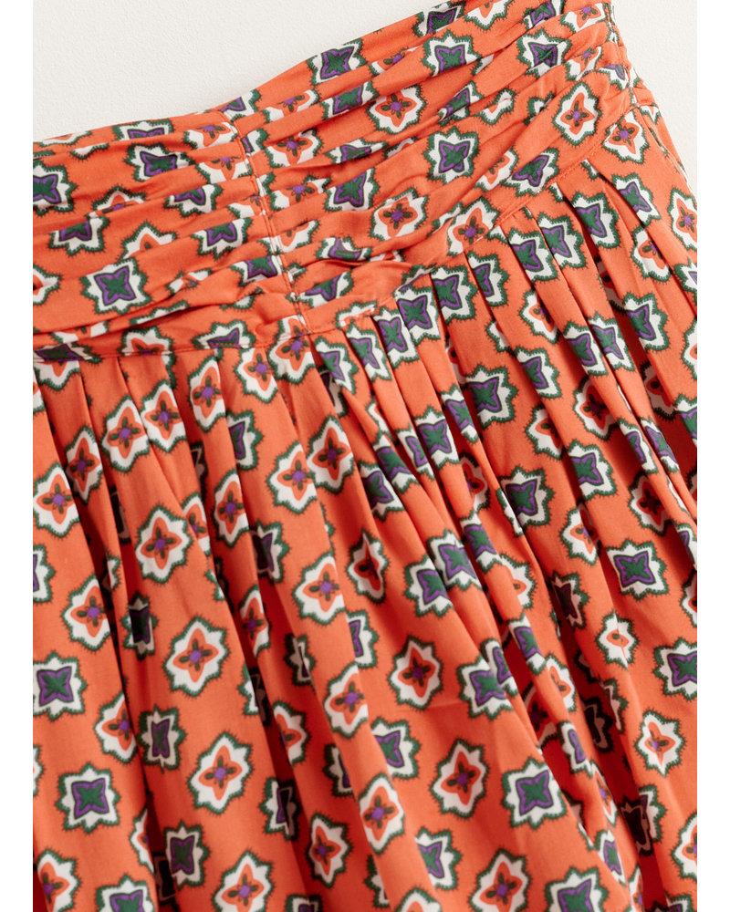 Bellerose afro skirt - combo a