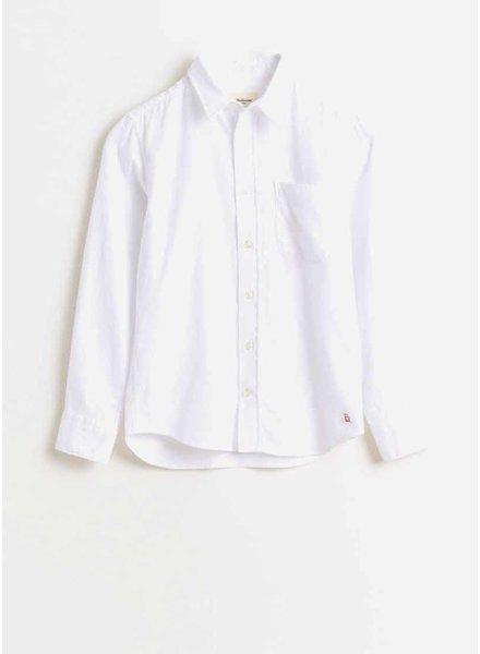 Bellerose ganix shirt - white