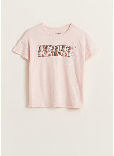 Bellerose ayoa tshirt - cotton candy