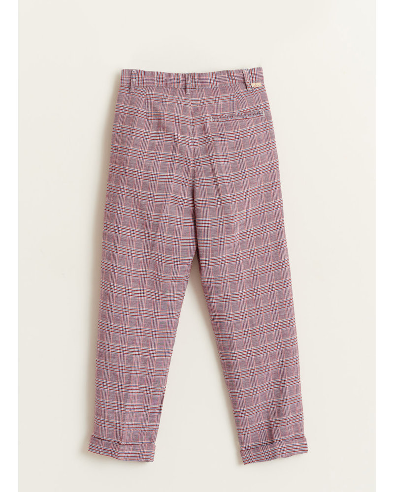 Bellerose peaces pants - check a