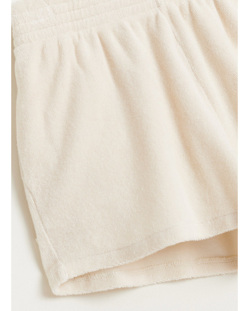 Bellerose vely shorts - ecru