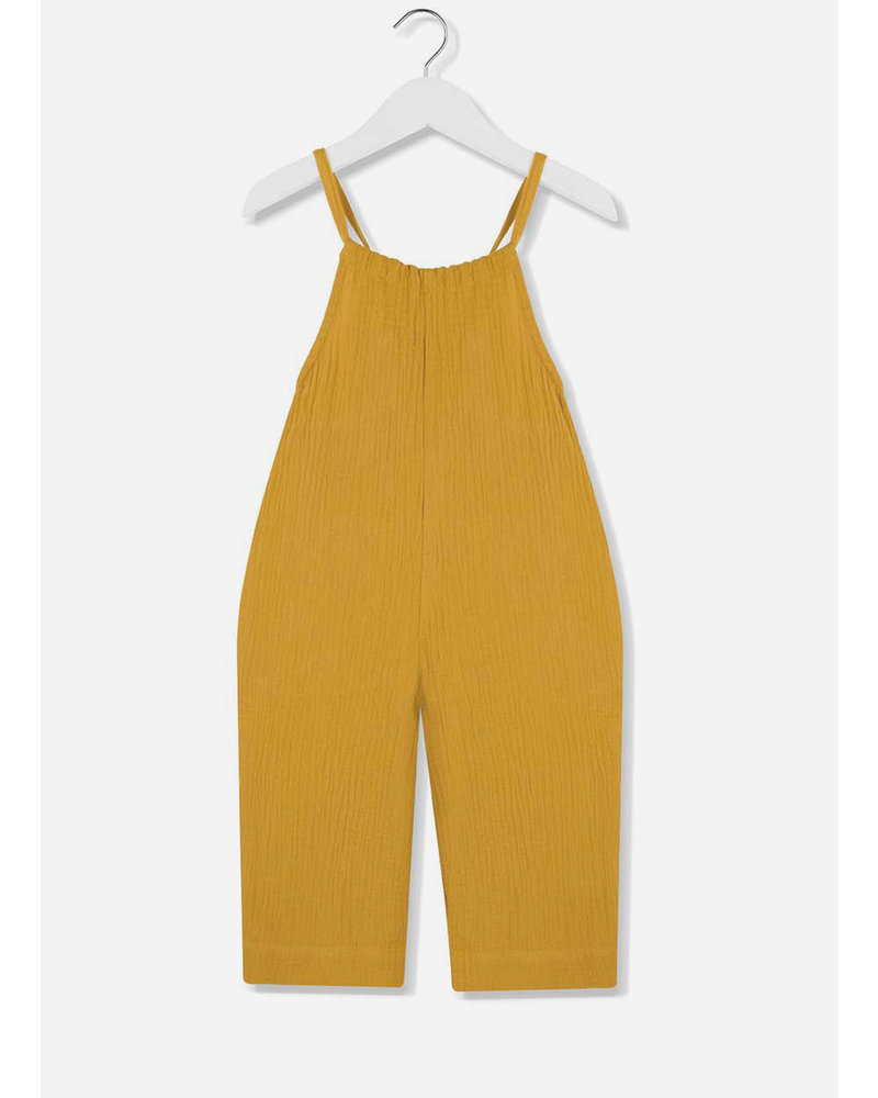 Kids on the moon sunglow jumpsuit