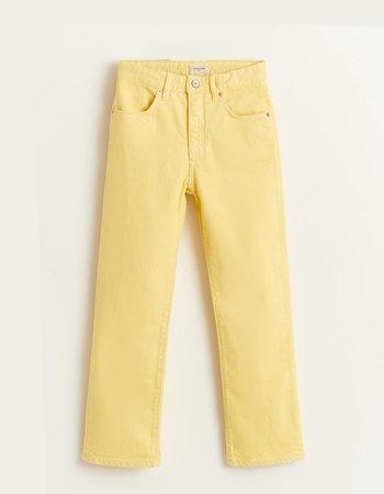 Bellerose pinata pants - banana