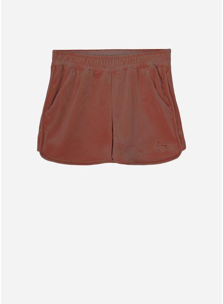 Designer Remix Girls frances shorts - brown