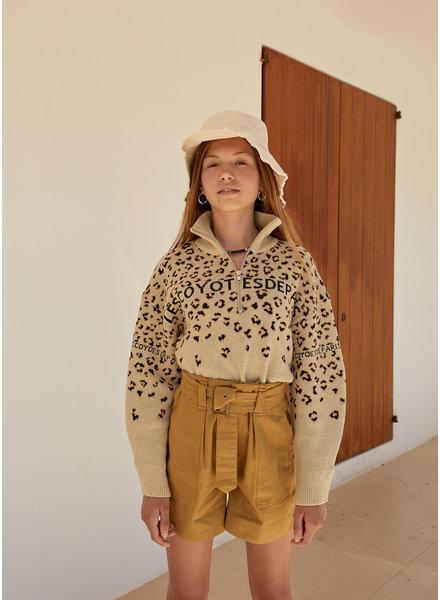Les Coyotes De Paris olivia leopard