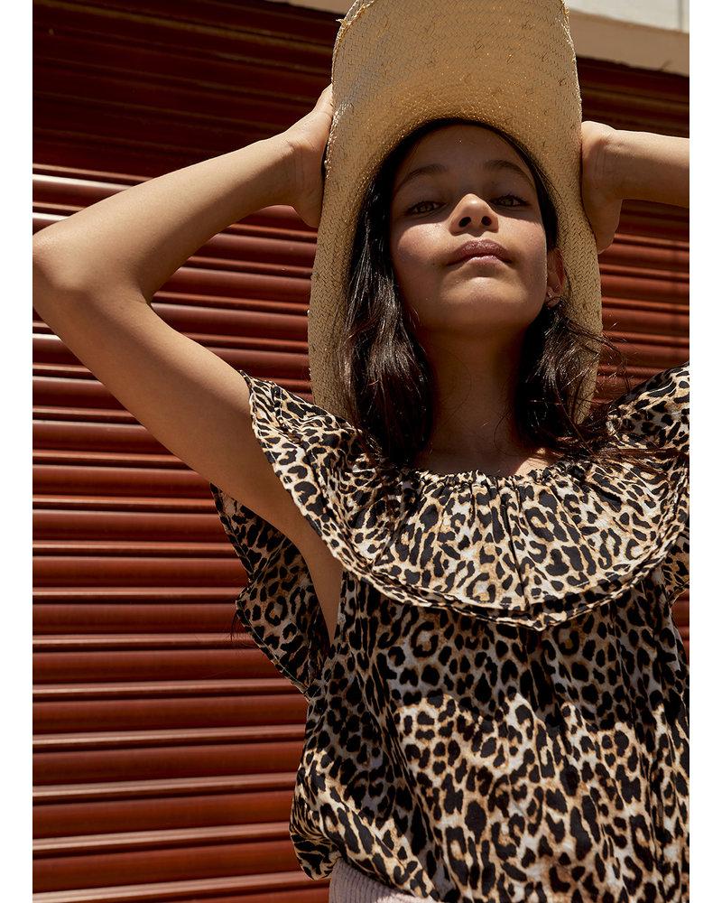 Les Coyotes De Paris cece leopard