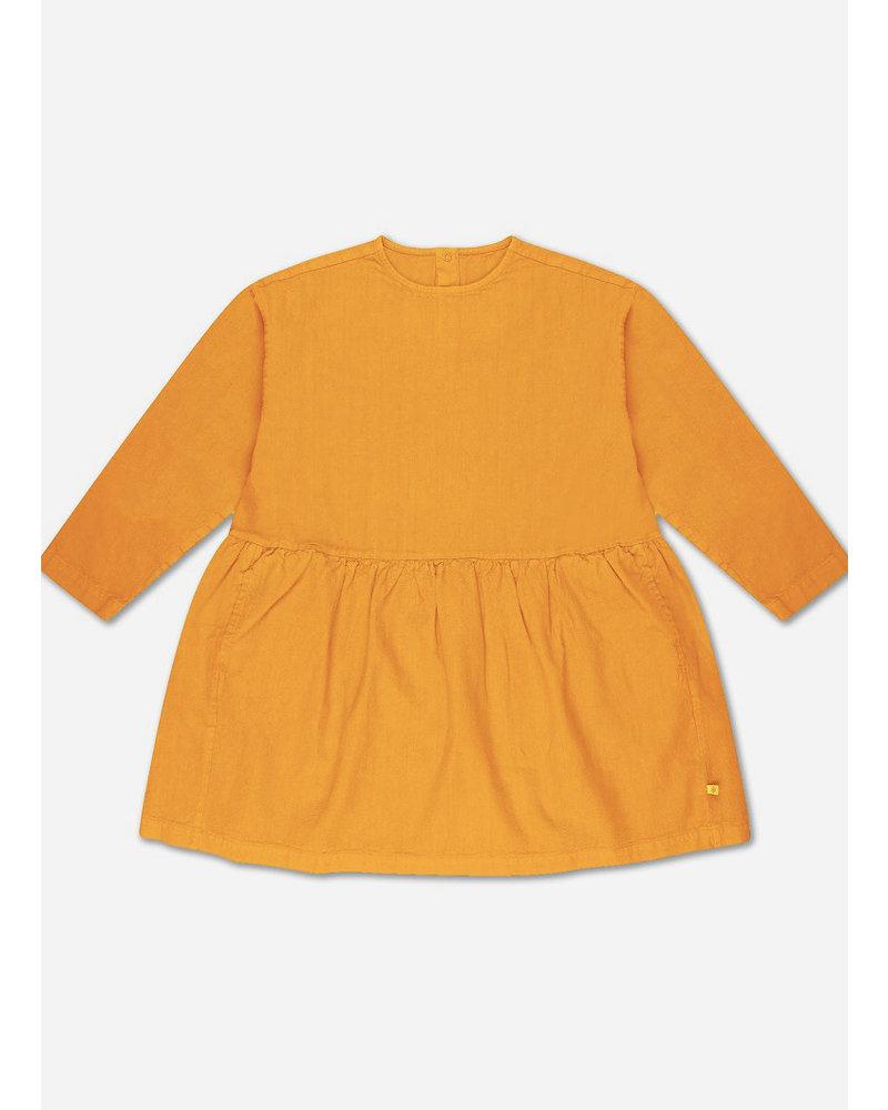 Repose 33. twirl dress - sun gold