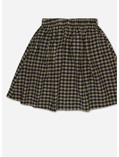 Repose skirt - noir bb check