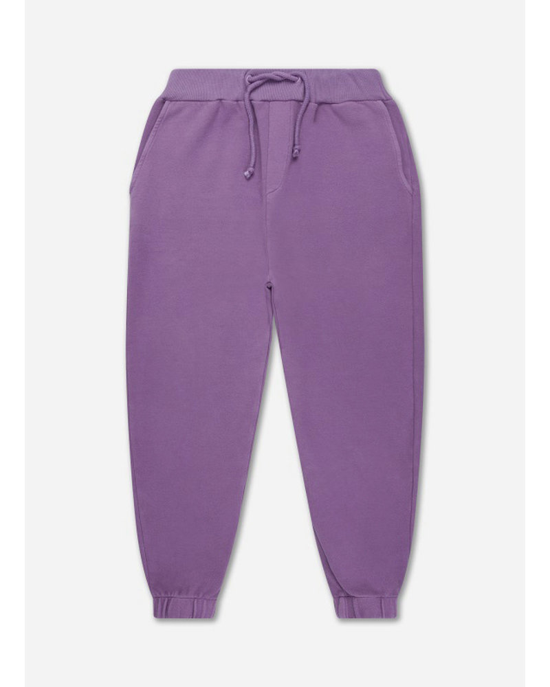 Repose 11. sweatpants - purple rain