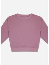 Repose crewneck sweater - rose pink