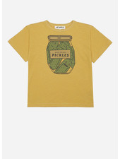 Soft Gallery asger tshirt - narcissus pickles