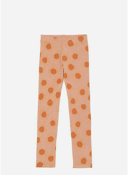 Soft Gallery paula leggings - peach bloom sunshine