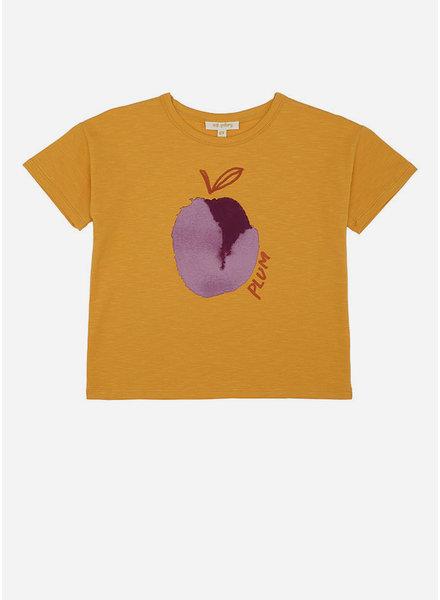 Soft Gallery dharma tshirt - sunflower plum