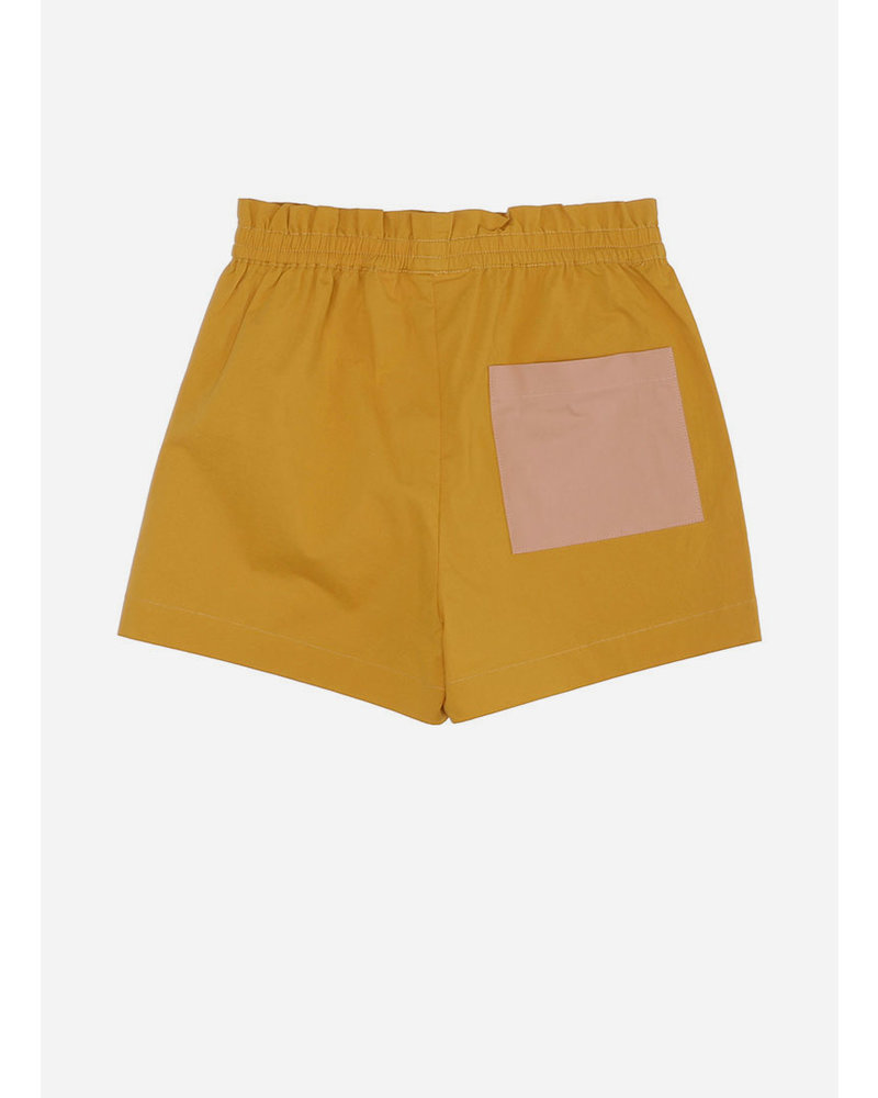 Soft Gallery fabia shorts - windy block ss20