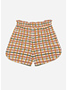 Soft Gallery cera shorts - winter wheat aop check