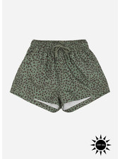 Soft Gallery dandy swimpants - oil green leospot
