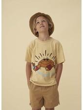 Soft Gallery asger tshirt - jojoba crab