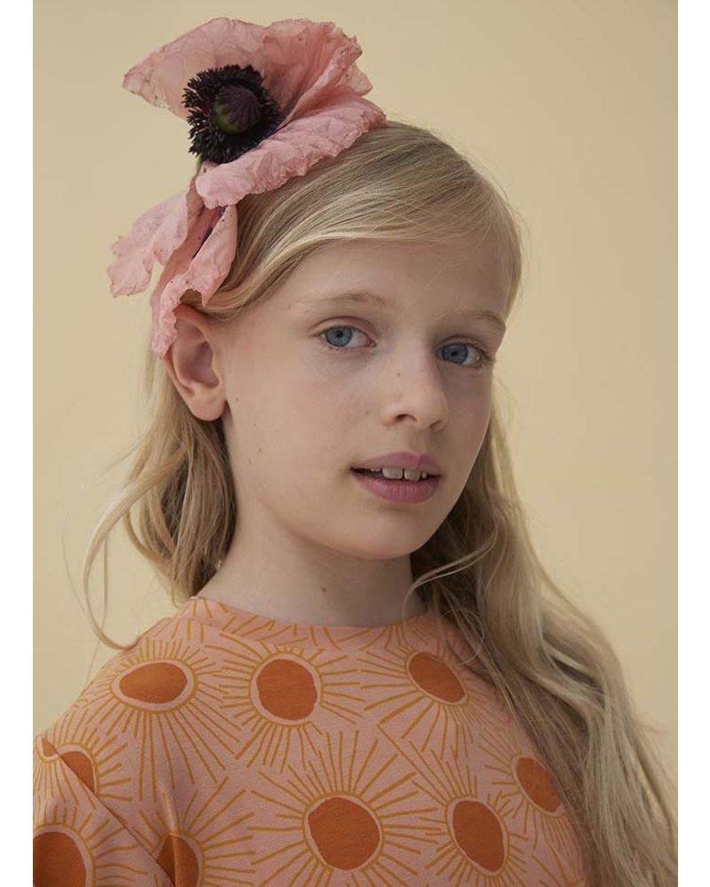 Soft Gallery dominique tshirt - peach bloom sunshine