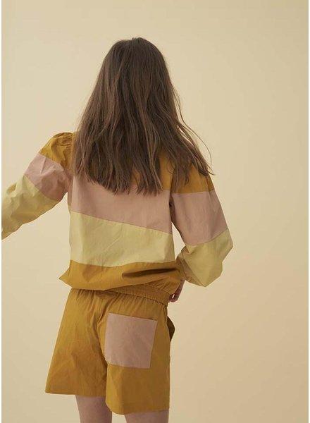 Soft Gallery fabia shorts - windy block ss20