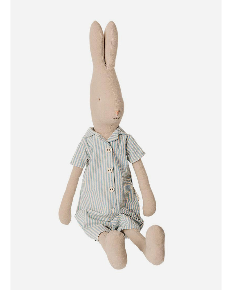 Maileg rabbit size 4 pyjamas suit