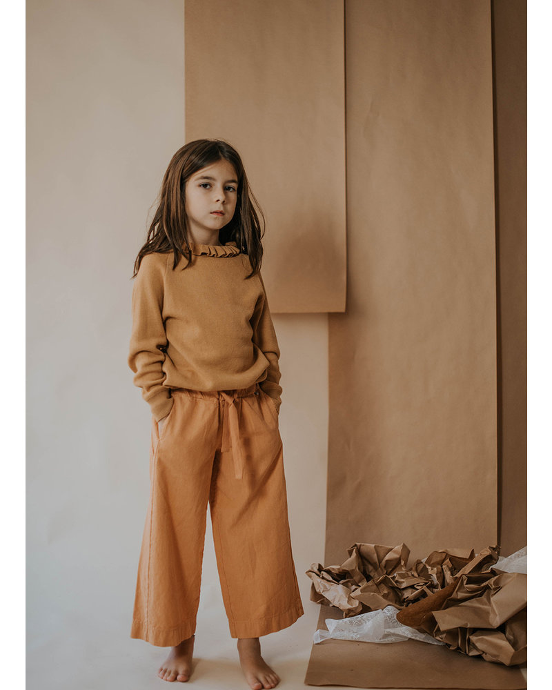 Repose 35. culotte - butterscotch